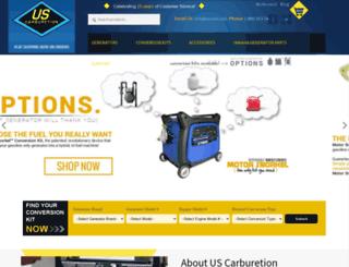 motorsnorkel.com screenshot