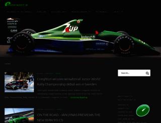 motorsport.ie screenshot