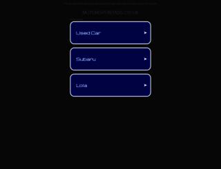 motorsportads.co.uk screenshot