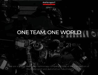 motorsportnetwork.com screenshot