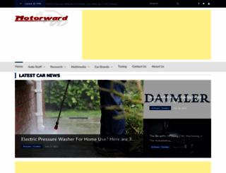 motorward.com screenshot