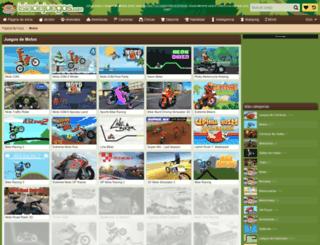 motos.isladejuegos.es screenshot