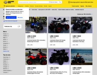 motos.mercadolibre.com.pe screenshot