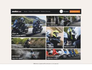 motos.net screenshot