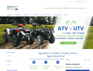 motosapeieftine.ro screenshot