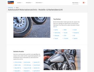 motoscout24.at screenshot
