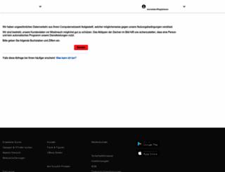 motoscout24.ch screenshot