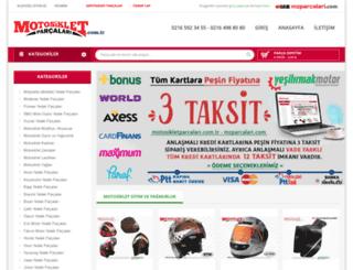motosikletparcalari.com.tr screenshot