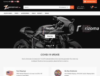 motostarz.com screenshot