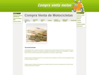 motostock.com screenshot