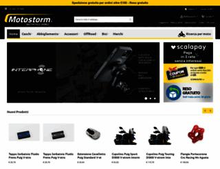 motostorm.it screenshot