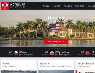 motosurfgp.com screenshot