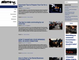 mototagz.com screenshot