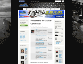 mototribe.com screenshot