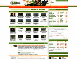 mototube.pl screenshot