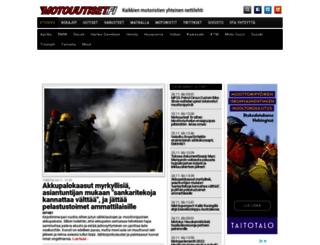 motouutiset.fi screenshot