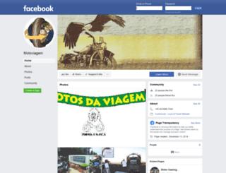 motoviagem.com.br screenshot