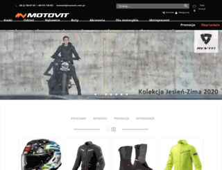 motovit.com.pl screenshot