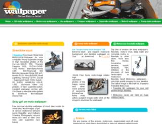 motowallpaper.altervista.org screenshot