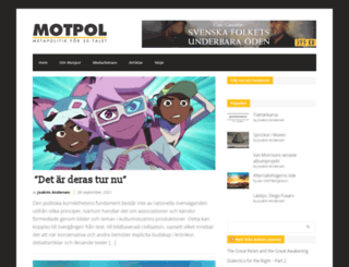 motpol.nu screenshot