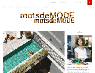 motsdemode.com screenshot