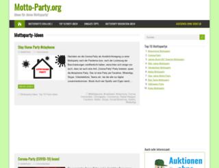 motto-party.org screenshot
