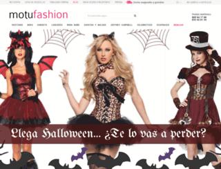 motufashion.es screenshot