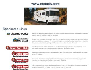 moturis.com screenshot