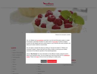 moulinex.com screenshot