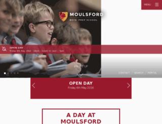 moulsford.com screenshot