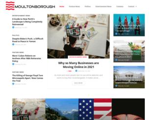moultonborough.org screenshot