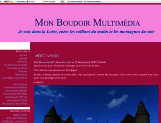 mouneluna.eklablog.com screenshot