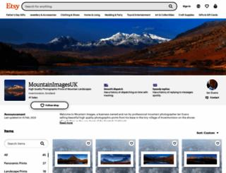 mountain-images.co.uk screenshot
