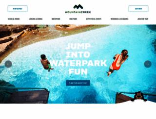 mountaincreek.com screenshot