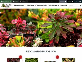 mountaincrestgardens.com screenshot