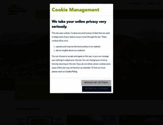 mountaineering.ie screenshot