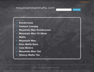 mountainmanmafia.com screenshot