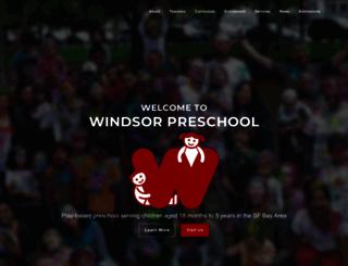 mountainviewpreschools.com screenshot