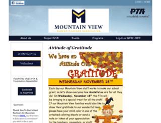 mountainviewpta.membershiptoolkit.com screenshot