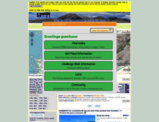 mountainviews.ie screenshot
