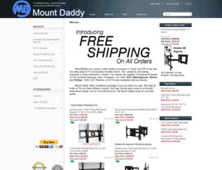 mountdaddy.com screenshot