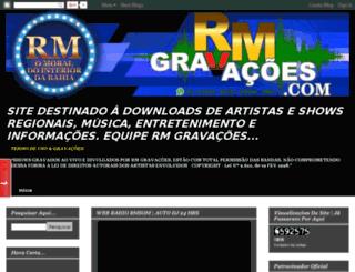 mourinhapv.blogspot.com.br screenshot
