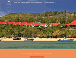 mouroukebonyhotel.com screenshot