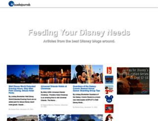 mousekejournals.com screenshot