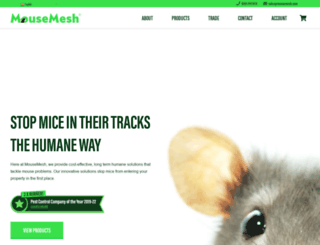 mousemesh.co.uk screenshot