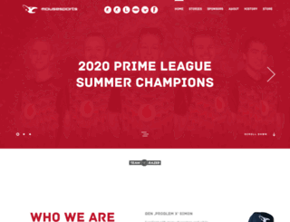 mousesports.com screenshot