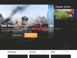 mousesports.popmog.com screenshot