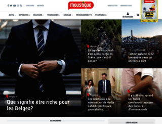 moustique.be screenshot