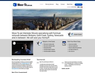 move-to.com.au screenshot