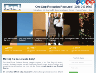 move2boise.com screenshot